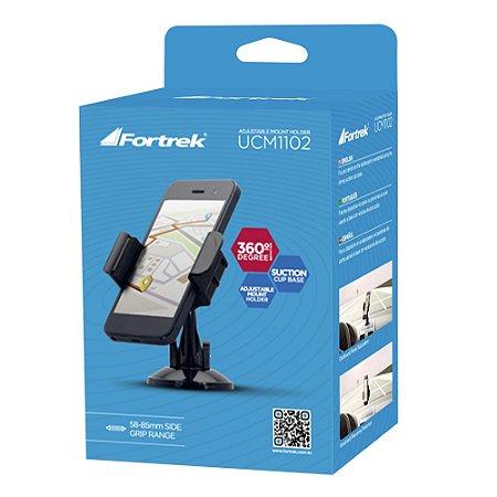 Suporte veicular para celular Fortrek