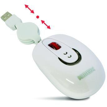 Mini Mouse K-Mex USB Retratil
