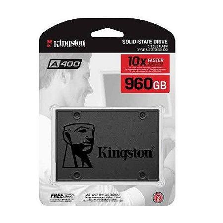 Hd 2.5 SSD 960Gb Kingston A400