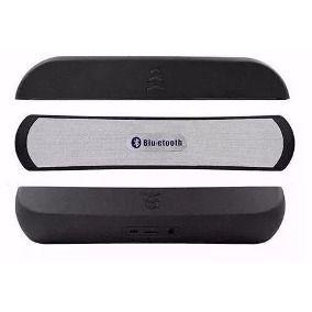 Caixa Som Bluetooth Portatil Mp3 Be-13 - PretaCaixa Som Bluetooth Portatil Mp3 Be-13 - Preta