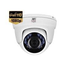 Câmera Full Hd 1080p Dome Flex Híbrida 4 Em 1 Infra 25m