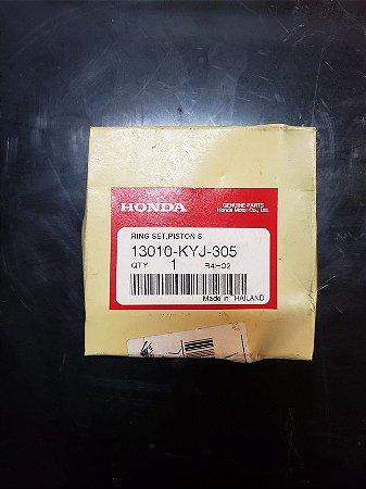 Jogo de anéis de pistão Honda (13010-KYJ-305)