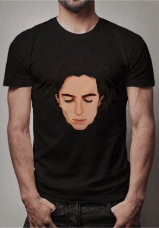 Camiseta Timothée Chalamet | Elio - Call Me By Your Name
