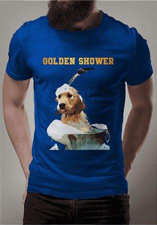 Camiseta Golden Shower