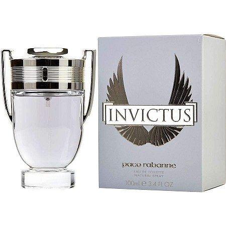 Perfume Masculino Invictus Eau De Toilette 100ml - Paco Rabanne