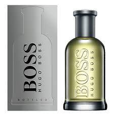 Perfume Masculino Hugo Boss Bottled Eau De Toilette 100ml