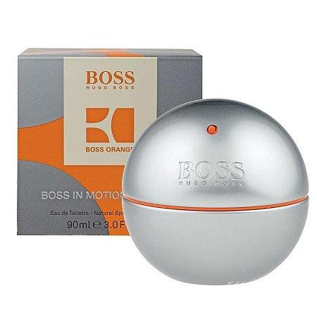 Perfume Masculino Hugo Boss In Motion Eau de Toilette 90ml
