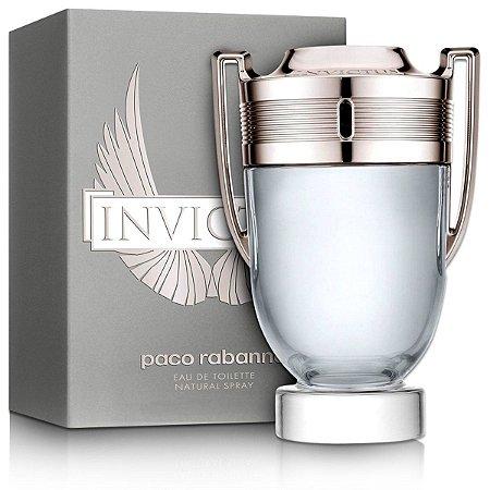 Perfume Masculino Invictus Eau De Toilette 150ml - Paco Rabanne