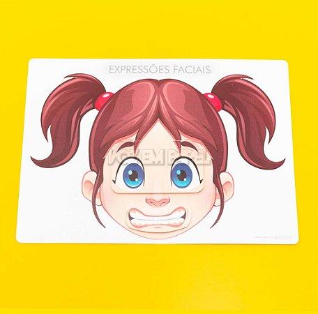 Expressões Faciais (Menina)