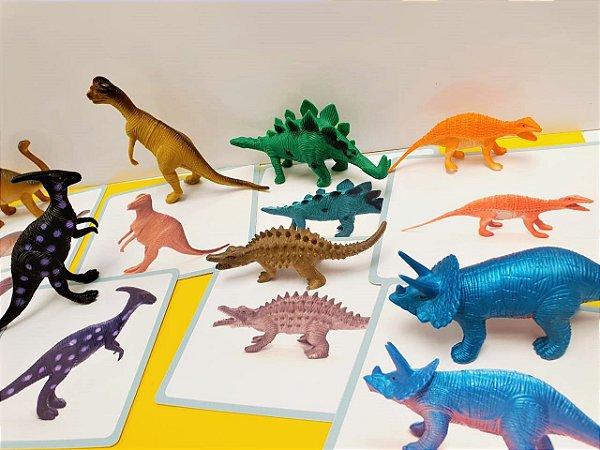 Kit de Pareamento Dinossauro