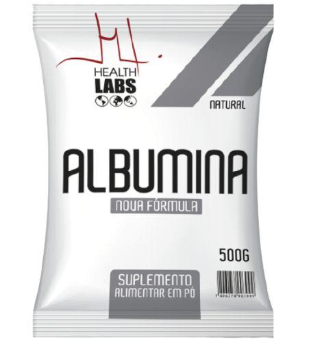 ALBUMINA 500G - HEALTH LABS