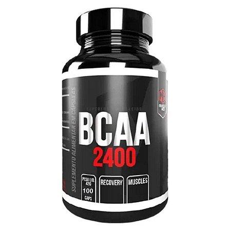 BCAA 2400 100 CAPS MUSCLE HD