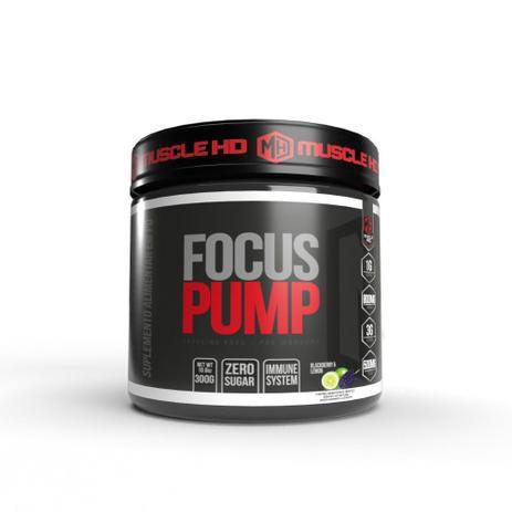 FOCUS PUMP - MUSCLE HD