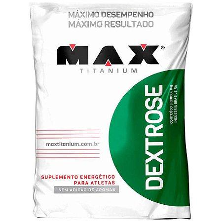 DEXTROSE 1KG - MAX TITANIUM ( SABOR NATURAL )