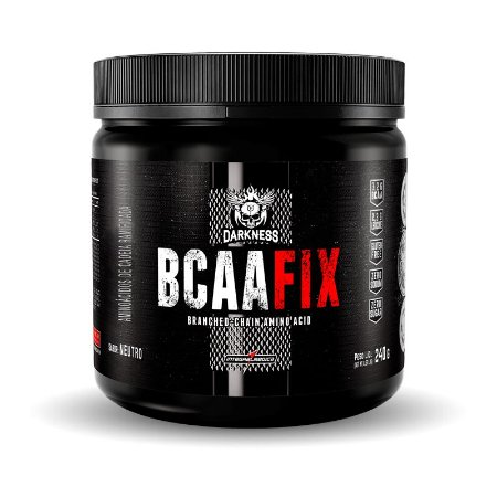 BCAA FIX 240G - INTEGRALMEDICA DARKNESS