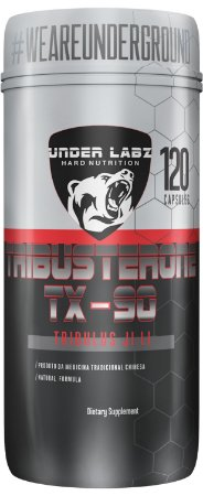 TRIBUSTERONE (TRIBULUS TERRESTRIS) TX90 - UNDER LABZ