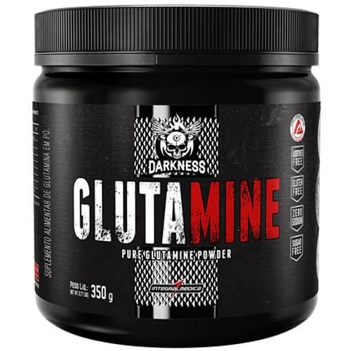 GLUTAMINA 350G - INTEGRALMEDICA DARKNESS