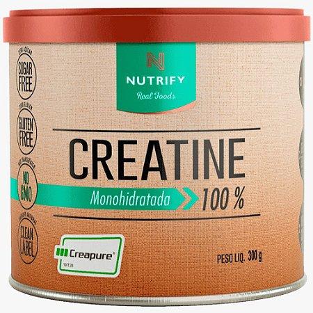 CREATINA (CREAPURE) 300G - NUTRIFY