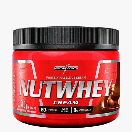 NUTWHEY 200G (CREME DE AVELÃ) - INTEGRALMEDICA