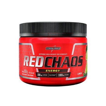 RED CHAOS ENERGY 150G - INTEGRALMEDICA