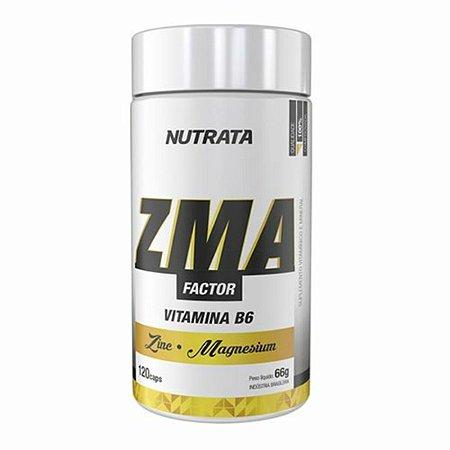 ZMA FACTOR 120 CAP - NUTRATA