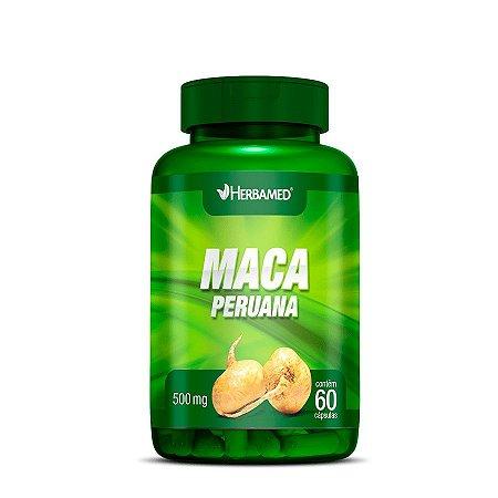 MACA PERUANA 60 CAPS - HERBAMED