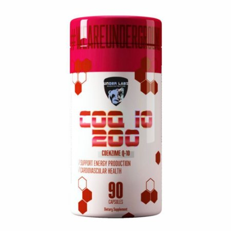 COQ-10 90CAPS - UNDER LABZ