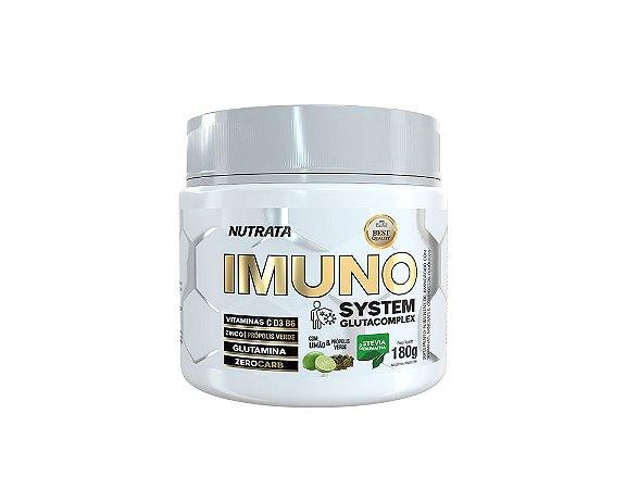 IMUNO SYSTEM 180G - NUTRATA