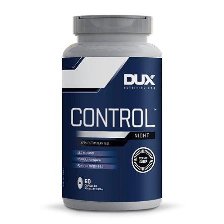 CONTROL NIGHT 60 CAPS - DUX NUTRITION
