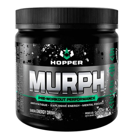 MURPH (PRE TREINO) 300G - HOPPER