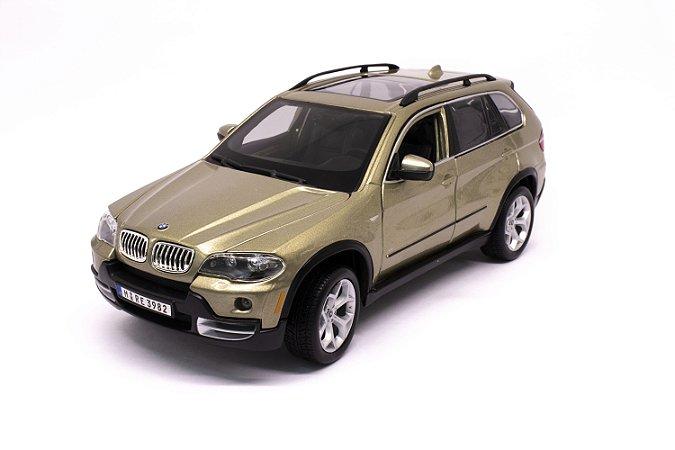 BMW X5 Bege - Bburago 1:18