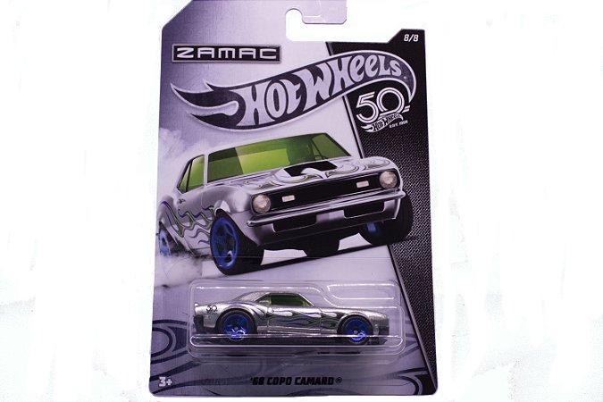 Carrinho Hot Wheels Zamac 68 Copo Camaro - FRN23 Mattel