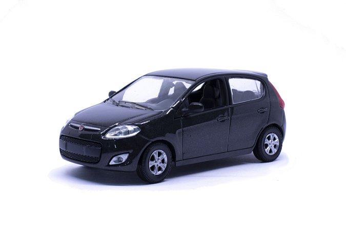 Fiat Palio 2012 Preto - Norev 1:43