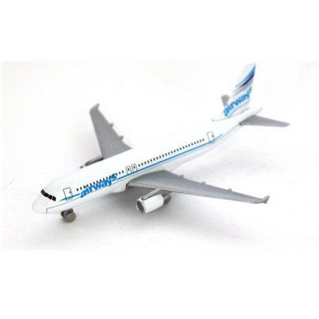 """Avião Comercial Airbus 320 Airways - Welly 5/6"""""""