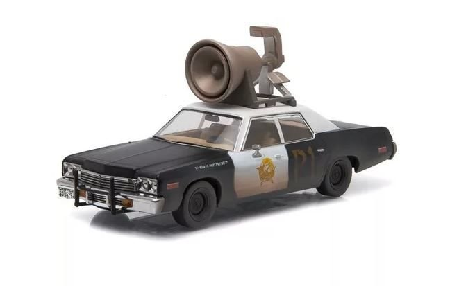 Dodge Monaco 1974 - The Blues Brothers - Greenlight 1:43
