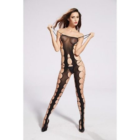 VAQUA FISHNET BODYSTOCKING 8930