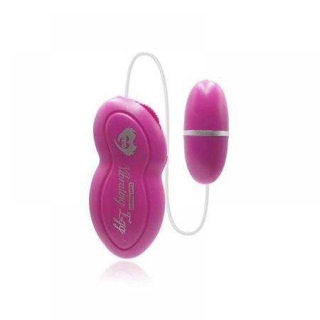 VIBRATING EGG SUPER POWERED - OV004 - ROSA