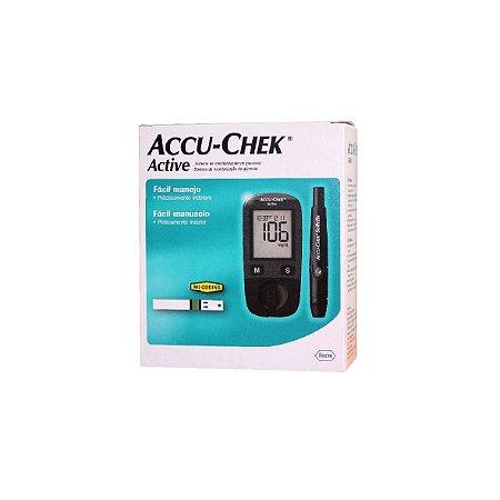 ACCU-CHEK ACTIVE KIT COMPLETO