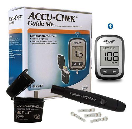 Accu-Chek Guide Me Kit Completo