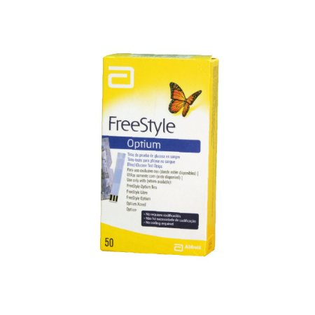FREESTYLE OPTIUM 50 TIRAS