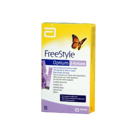 FREESTYLE OPTIUM CETONA 10 TIRAS