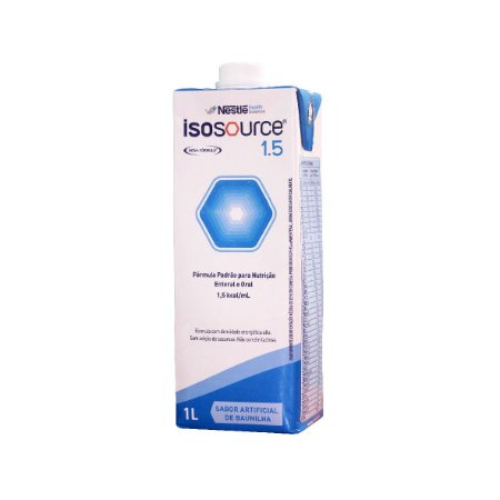 ISOSOURCE 1.5 BAUNILHA 1000ML