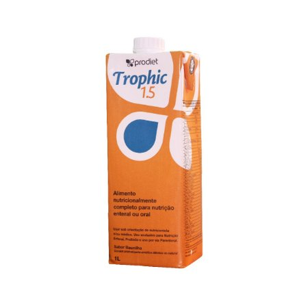 TROPHIC 1.5 BAUNILHA 1000ML