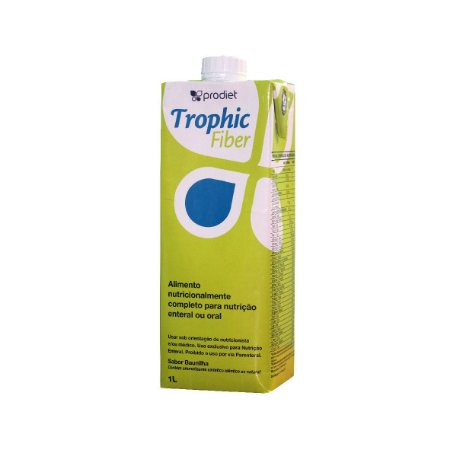 TROPHIC FIBER BAUNILHA 1000ML