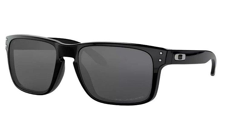 Óculos de sol Oakley Holbrook armação de nylon Lente Polarizada