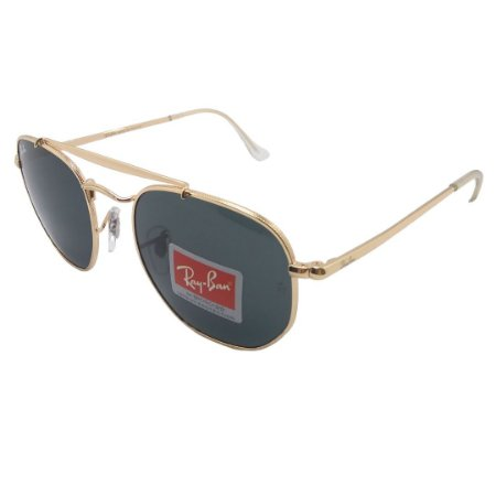 Óculos de sol Ray-Ban Marshal 54mm modelo RB3648
