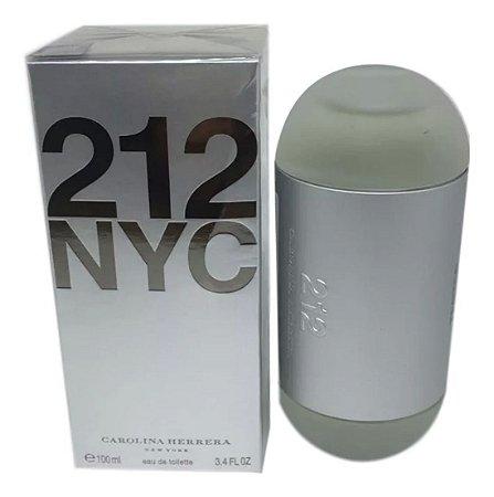 Perfume Importado Feminino 212 NYC Carolina Herrera