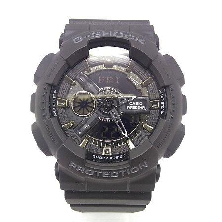 Relógio Casio G-Shock GA-110 Digital Analógico - Pronta Entrega