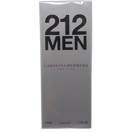 Perfume importado 212 NYC masculino contratipo 50ml – promoção
