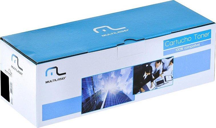 Toner Multilaser CB435A CB436 CE285A compatível com HP e Canon – CT0301